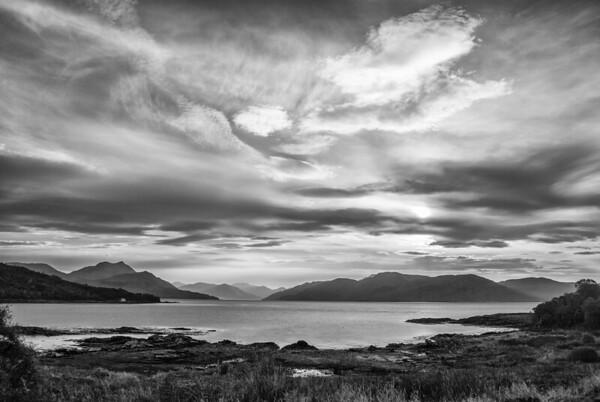 Kinloch Bay. Skye