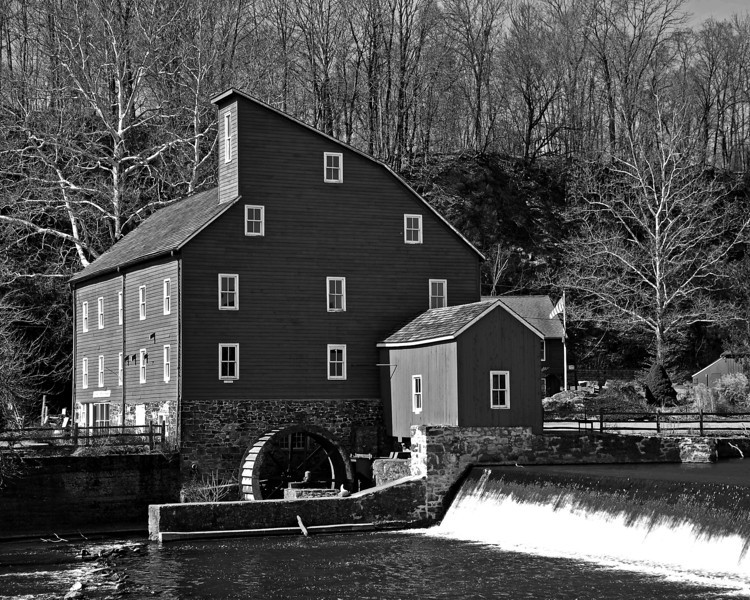 The Red Mill - Clinton, NJ - 2012