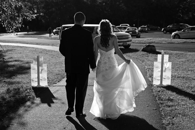 Wedding Day - Nockamixon State Park, Bucks County, PA - 2013