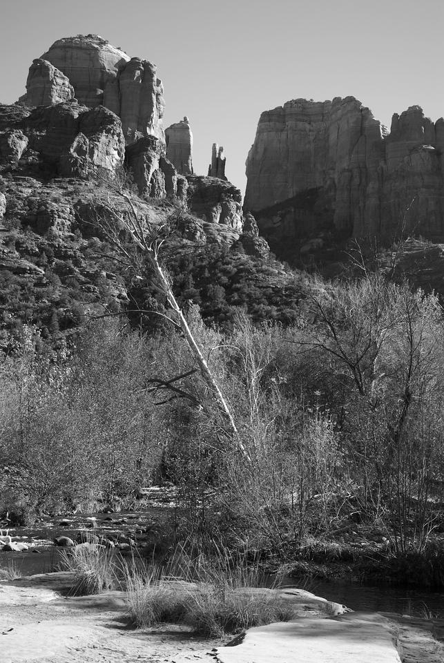Cathedral Rock & Oak Creek