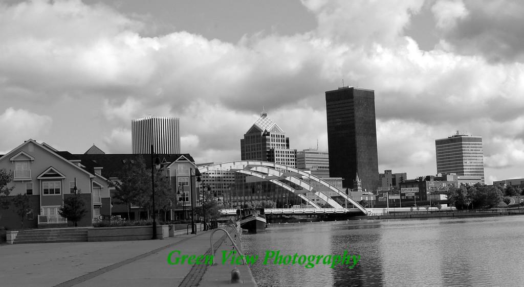 Corn Hill & Downtown Rochester