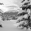Davos during winter, Switzerland, EU  Filename: CE4002930-Davos-CH.jpg
