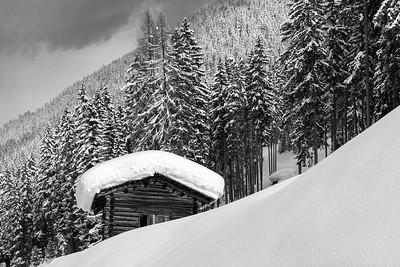 Monstein near Davos