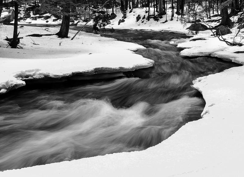 Purgatory Brook, Mont Vernon, NH