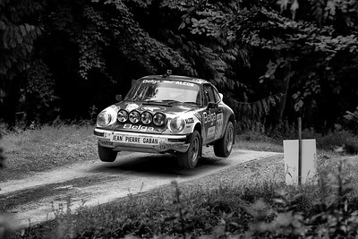 1974 Porsche 911 SC  - Rally Stage at the Goodwood Festival of Speed 2016