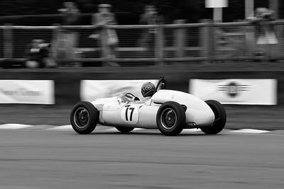 Dan Collins 1961 Lotus Climax 21 1494cc