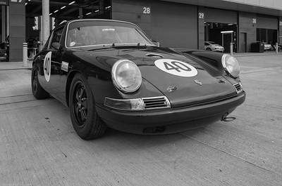 Porsche - Silverstone 2014 BW