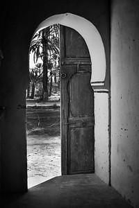 Door at Agdz