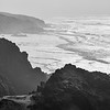 Coastline near Sidi Bou Ifedail