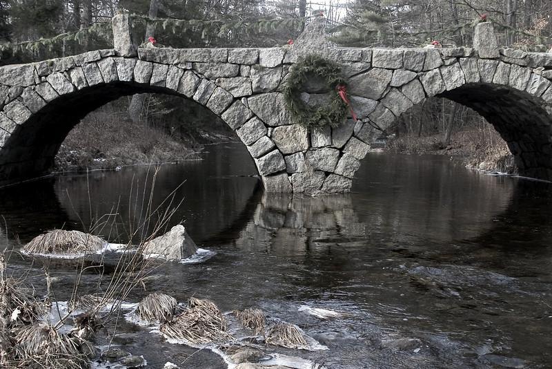 The Stone Bridge, Hillsboro, N.H.
