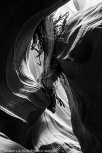 Antelope Canyon near Page
