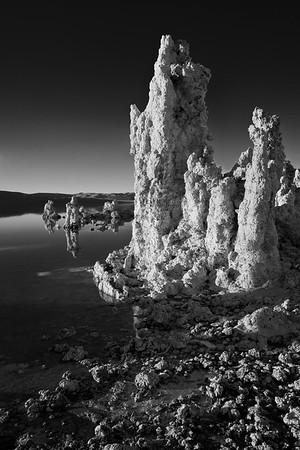 Tufas at Mono Lake, CA