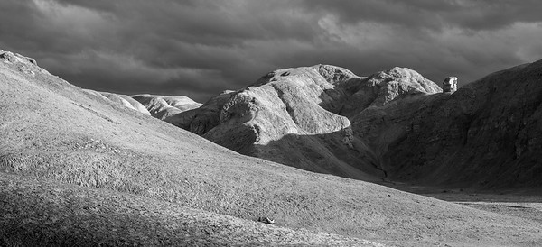 Death Valley near Texas Spring campground