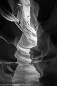 Antelope Canyon near Page Arizona  Filename: CEM004851-52-AntelopeCanyon-AZ-USA-EDIT.jpg