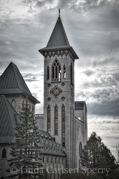 L'Abbaye de Saint-Benoit-du-Lac