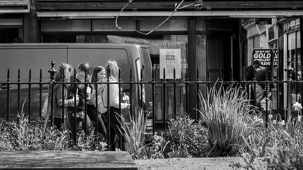 Symbolic Street Scene - Newbury-2