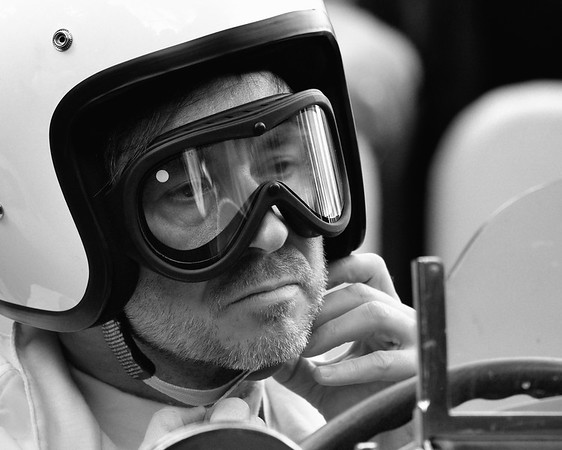 Driver BW4 at the Goodwood Festival of Speed 2016