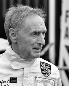 Manfred Schurti at the Goodwood Festival of Speed 2016