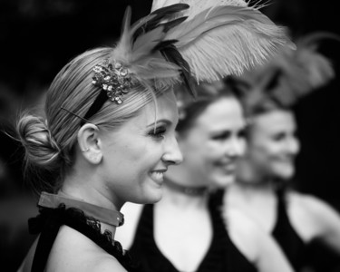 Dancing Girls 2 BW - Prescott Speed Hillclimb - La vie en blue 2018