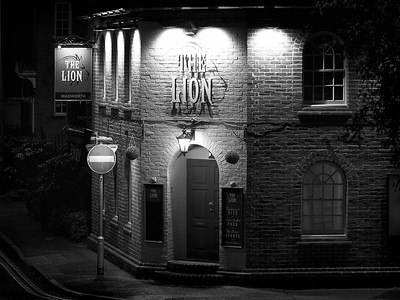 The Lion West Street Newbury