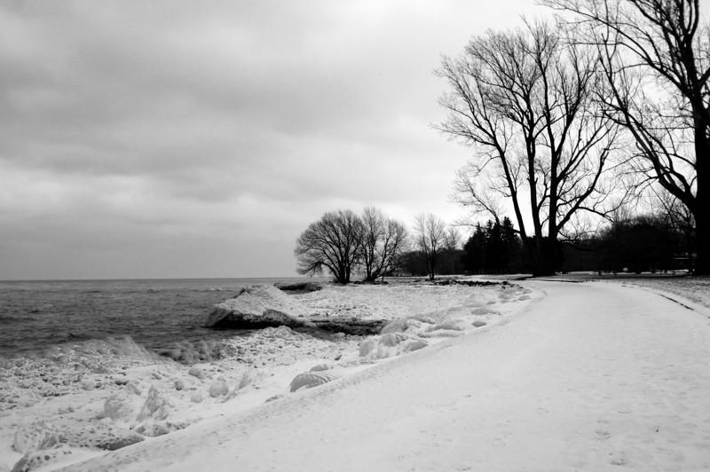 Hamlin Beach Walkway