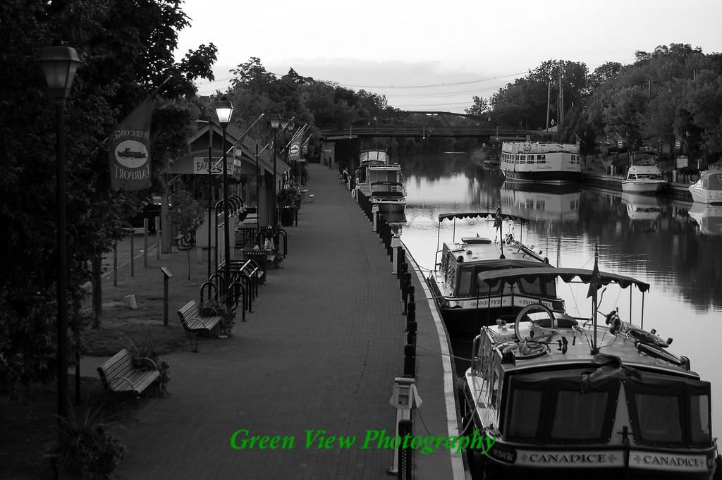 Fairport Canal Walk