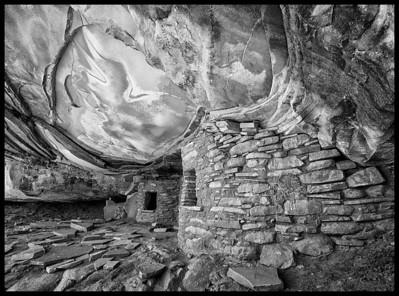 Fallen Roof ruins