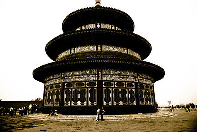 Temple of Heaven Posers 3029bws