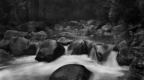 Boquet River BW 1