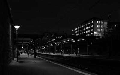 Wiedikon Bahnhof, Zurich