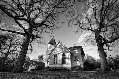Banks Presbyterian Church, Marvin NC