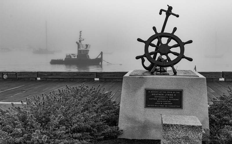Fisherman's Memorial, Newburyport, MA