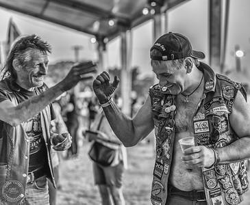 36º Concentração Motos Faro - Algarve - B&W