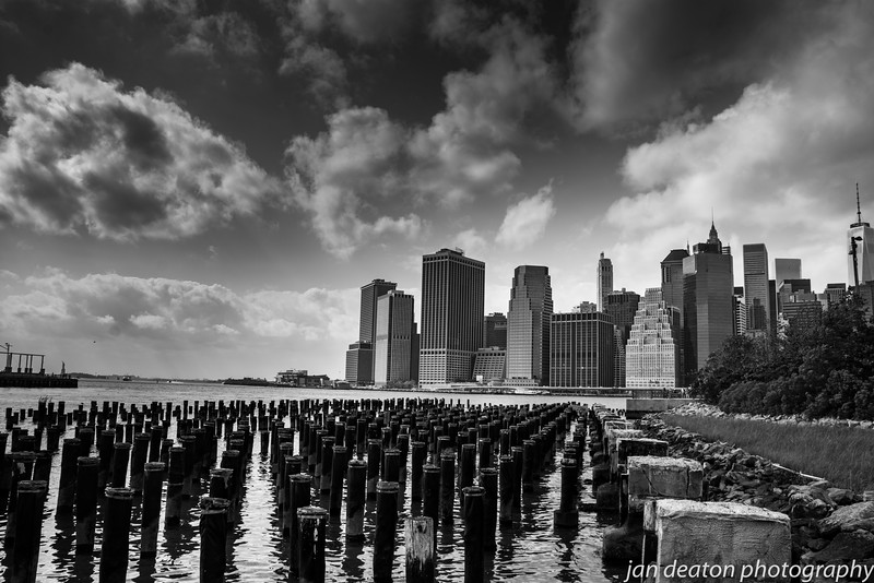 A View From Brooklyn/B&W