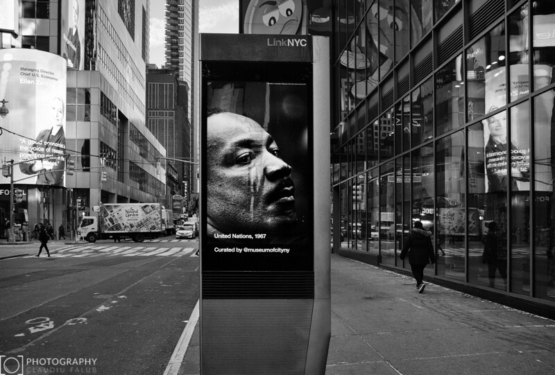 King in New York