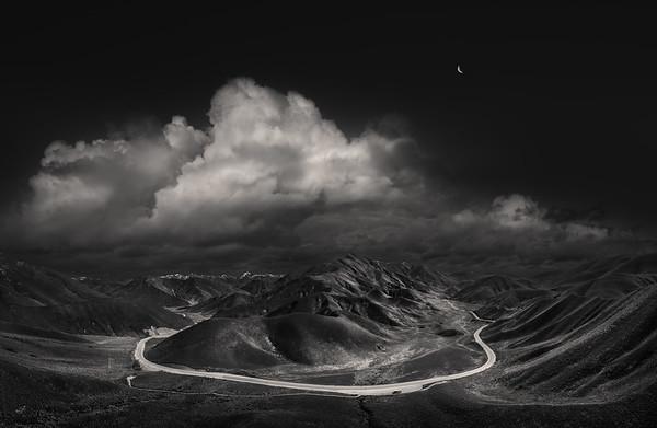 Through the Badlands