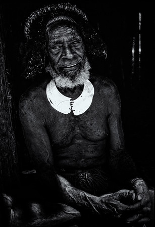Huli Wigman - Papua New Guinea<br /> © Sharon Thomas