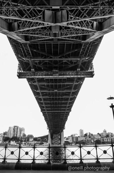 Dark Bridges