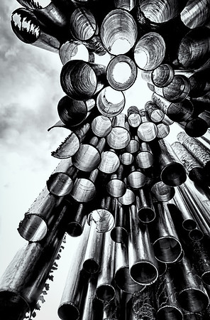 Sibelius Monument 5<br /> © Sharon Thomas