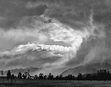Storm Over the Tarryalls