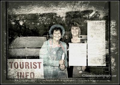"""Tourist Info.....Welcome!"""