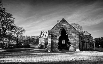 Dunglass Collegiate Church East Lothian Scotland