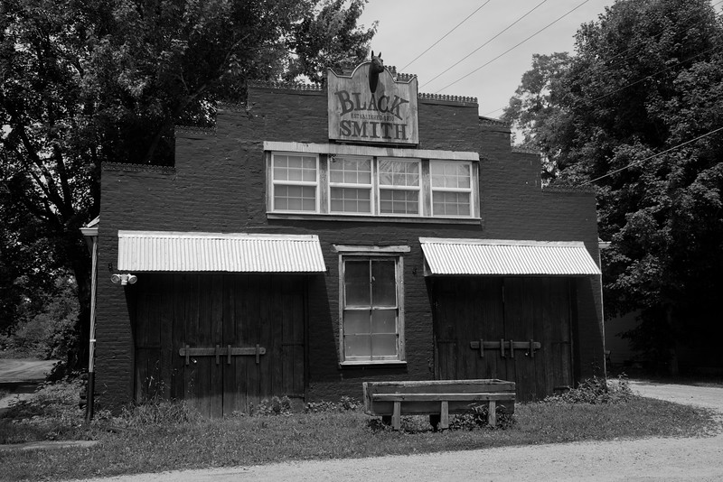 Historic Buildings, Clifton, Ohio