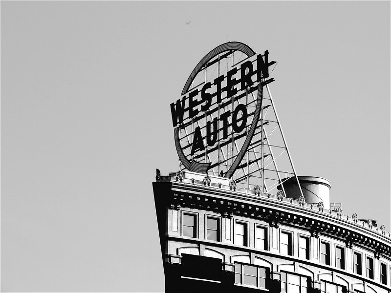 Western Auto Headquarters