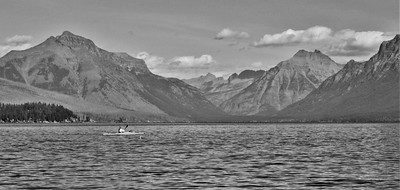 Lake McDonald Paddlers