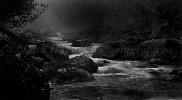 Boquet River BW 2