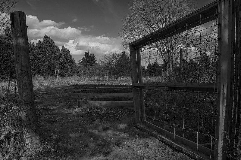 gate to Noble garden