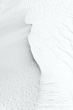 White Sands Minimalism I