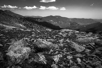 Road to Mt. Evans.  Photo by Kyle Spradley | www.kspradleyphoto.com