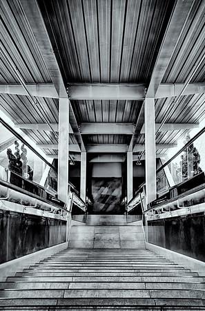 Las Vegas Stairway 2<br /> © Sharon Thomas